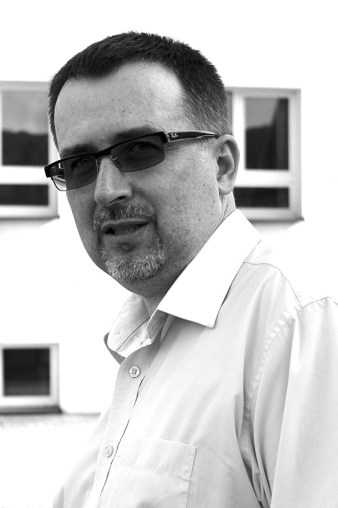 Prezes Fundacji Tarcza- dr inż. Witold Bodziony