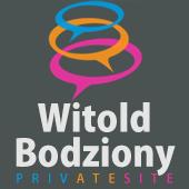 Witold Bodziony- Strona prywatna