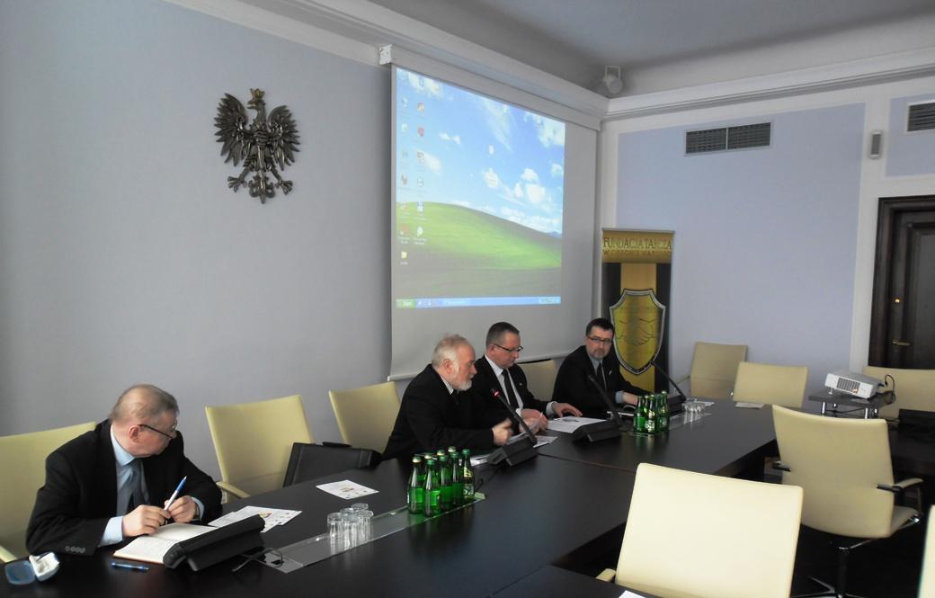 Senat RP- Warszawa 2013r.