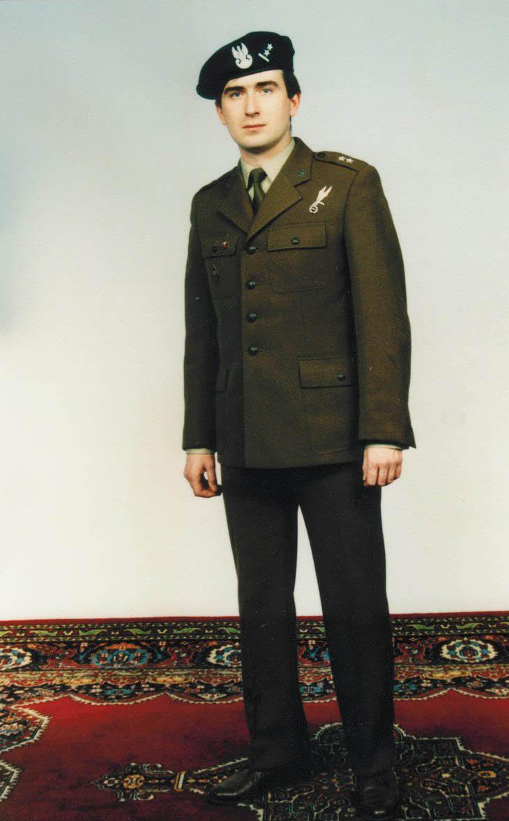 Witold Bodziony- Oficer Wojska Polskiego