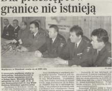Witold Bodziony, 30 kwietnia 2008 DZIENNIK POLSKI