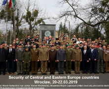 Witold Bodziony Ph D Security of Central and Eastern Europe countries WROCLAW 2019