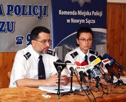 Witold Bodziony-konferencja prasowa